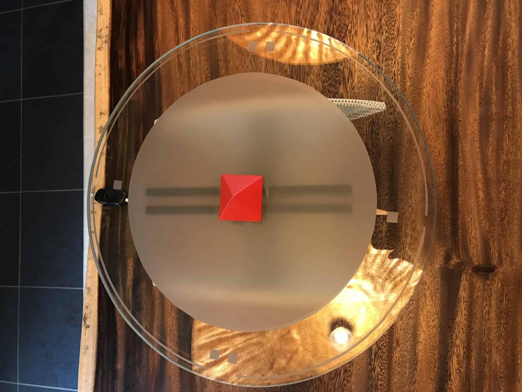 Detail afbeelding 4 van Licht object | Ontwerp door architect Patrick Strackx