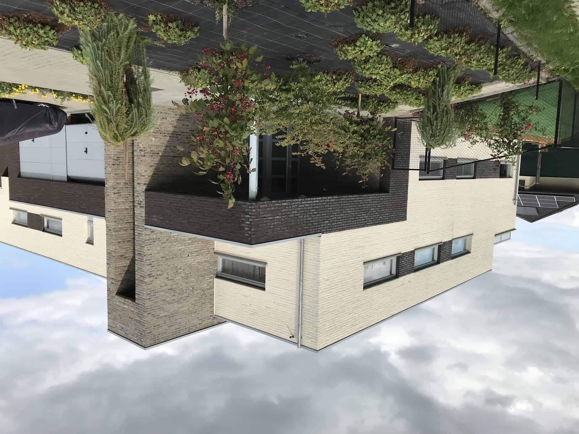 Detail afbeelding 6 van DAELERSVELD  –  18 Monderne Woningen  – Herk de Stad | Ontwerp door architect Patrick Strackx