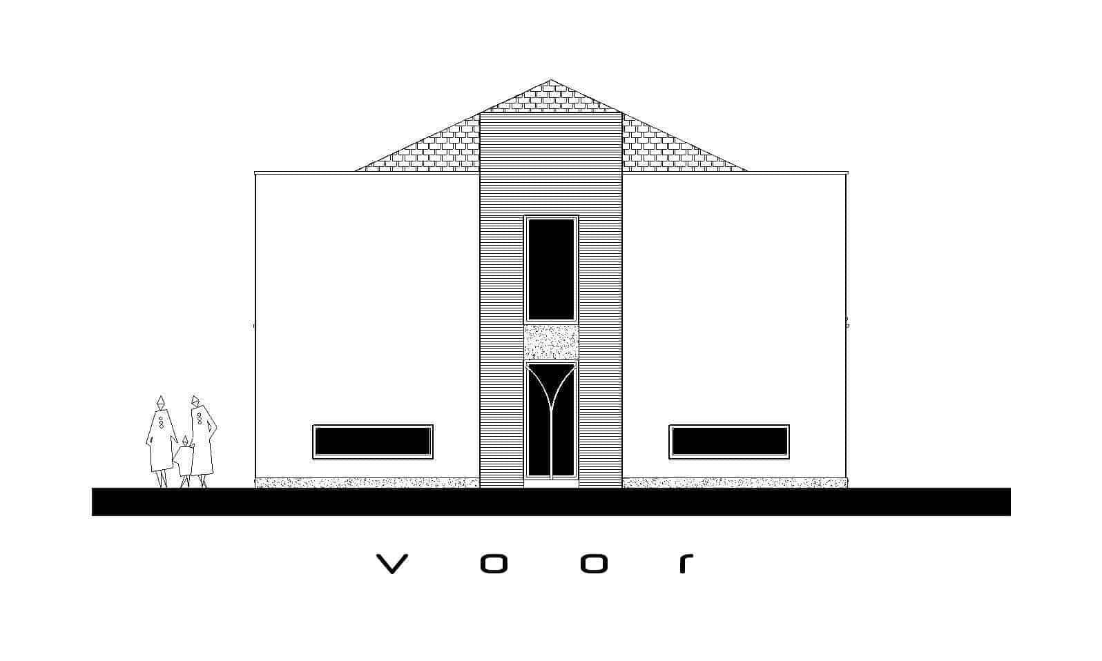 Detail afbeelding 5 van R & W   –   Strakke Accent Woning   –   Rekem | Ontwerp door architect Patrick Strackx